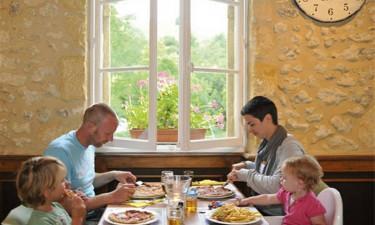 Restaurant på stedet og andre muligheder