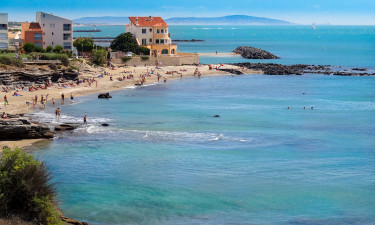 Hyggelige badebyer i Languedoc-Roussillon