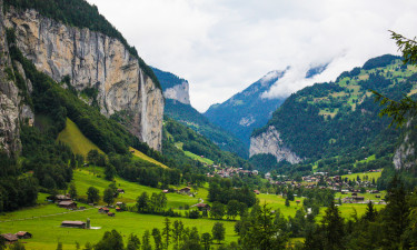 Camping Berno Szwajcaria