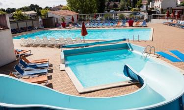 4-stjernet plads i Vendée