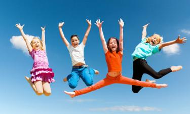 Aktiviteter for både store og små børn