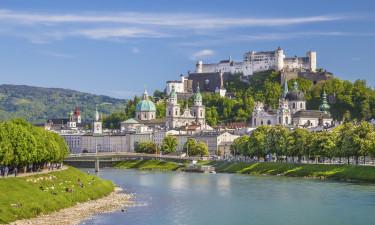 Salzburg camping