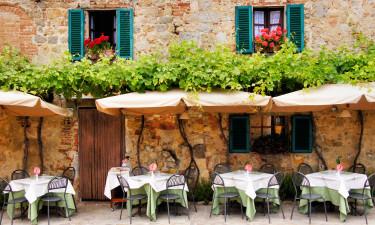 Lubiane miejsca na urlop w Toskanii