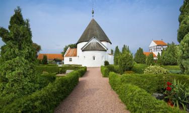 Besøg Bornholms Rundkirker