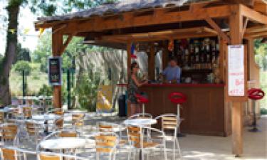Bar, snackbar og restaurant