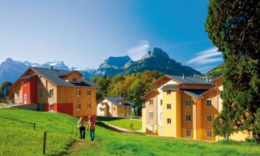 Hyggelige og komfortable ferieboliger på Vierwaldstättersee