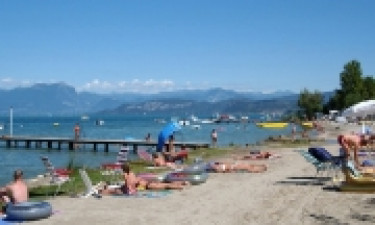 Sehenswertes Camping Park Delle Rose am Gardasee