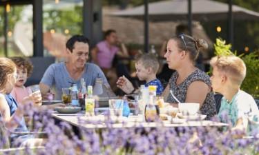 Restaurant, barer og dagligvarer