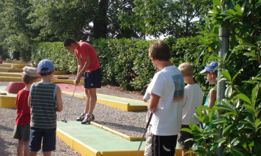 Campingferie for hele familien