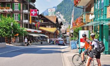 Czym wyróżnia się kemping Jungfrau?
