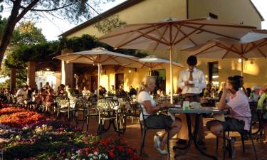 Restauranter og indkøb