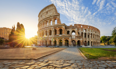 Kombinér camping med Rom eller Firenze