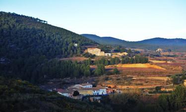 Området omkring Torredembarra