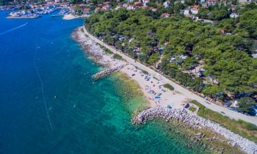 Strand og omgivelser