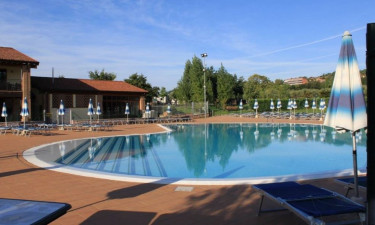 Pool Camping Piantelle am Gardasee