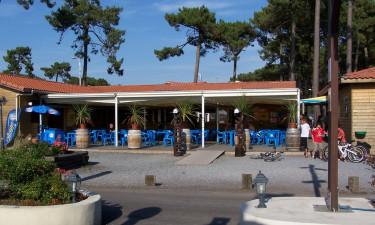 Masser faciliteter på Camping Plage Sud