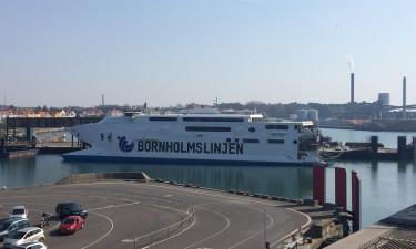 Få pakke-billetter til Bornholm med Friferie
