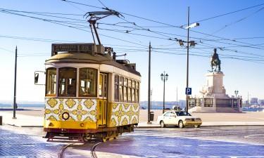 Seværdigheder i Lissabon