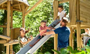 Sjove aktiviteter og faciliteter for både store og små
