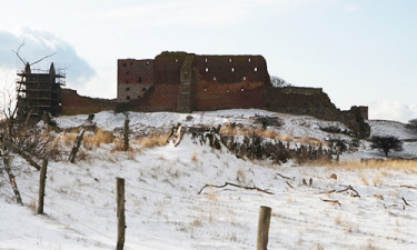 Seværdigheder om vinteren på Bornholm
