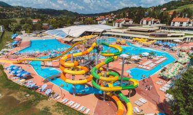 Kroatiens med populære hotel med børn