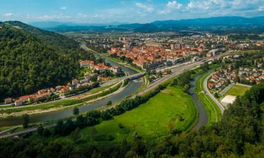På campingferie til det sydøstlige Slovenien