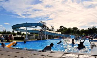 Pool Camping Scheldeoord in Zeeland