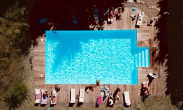 Pool Camping Le Domaine de la Vitarelle