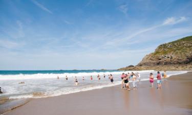 Smukke strande i gåafstand