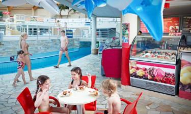 Restauranter på feriestedet
