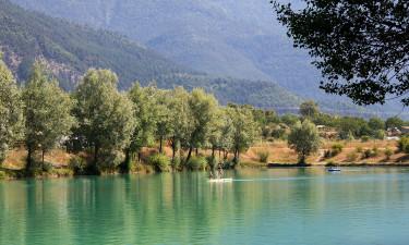 Campingferie i betagende natur