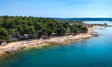 Charmerende Camping Aminess Sirena