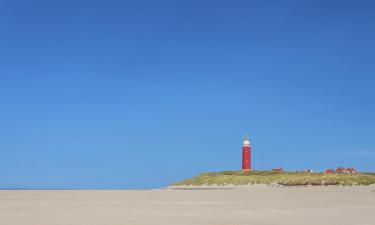 Dejlige sandstrande længst mod nord
