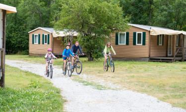 Aktiviteter på Camping Le Courounba