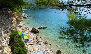 I mellem Split og Dubrovnik