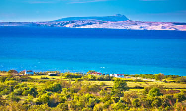 Kroatien Insel Pag camping