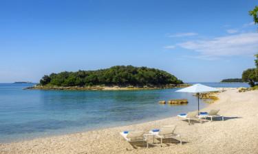 A kemping létesítményei - Az Istra Premium kemping Isztrián