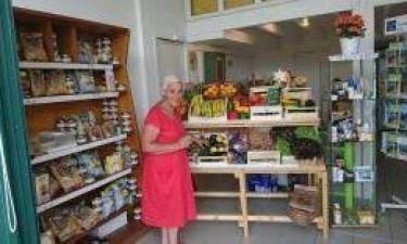 Økologisk butik