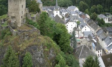 Campingferie i Diekirch