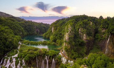 Besøg Plitvice Nationalpark