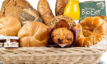 Frisk-brød service