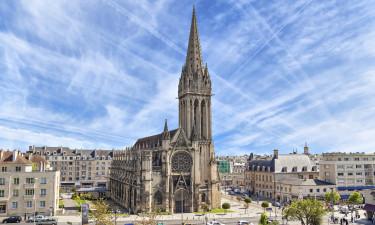 Besøgelsesværdige steder i Normandiet