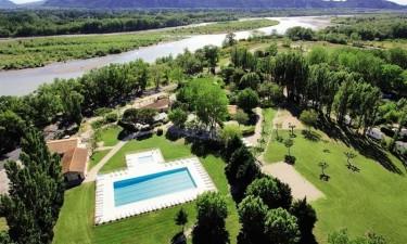Camping Les Rives du Luberon - Provence