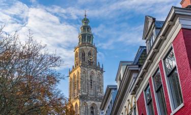 Den største by i det nordlige Holland