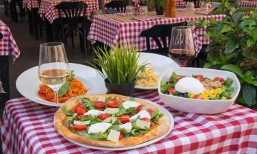 Perfekt italiensk mad