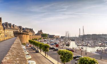 Byerne i Bretagne