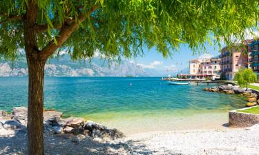 Najlepsze miejsca na rodzinny pobyt nad Jeziorem Garda