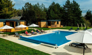 Camping Plitvice Holiday Resort in Zentral-Kroatien