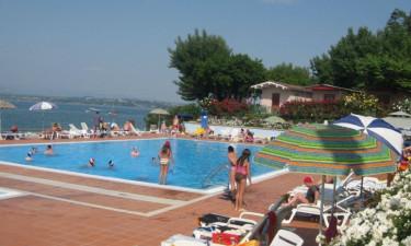 Bademuligheder ved Gardasøen