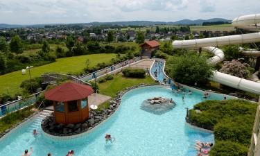 Nordrhein-Westfalens bedste badelande